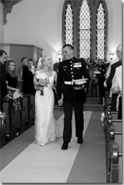 LCpl Sam Gets Married