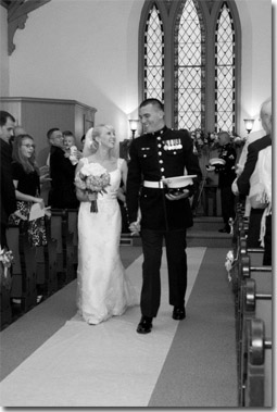 LCpl. Sam's Wedding